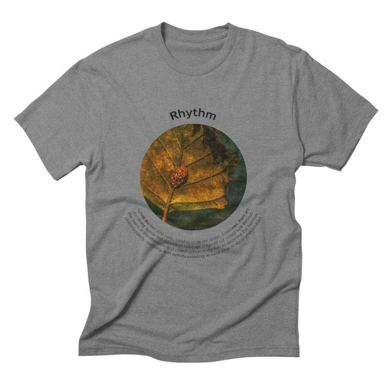 Rhythm Men's Triblend T-Shirt by Hogwash's Artist Shop