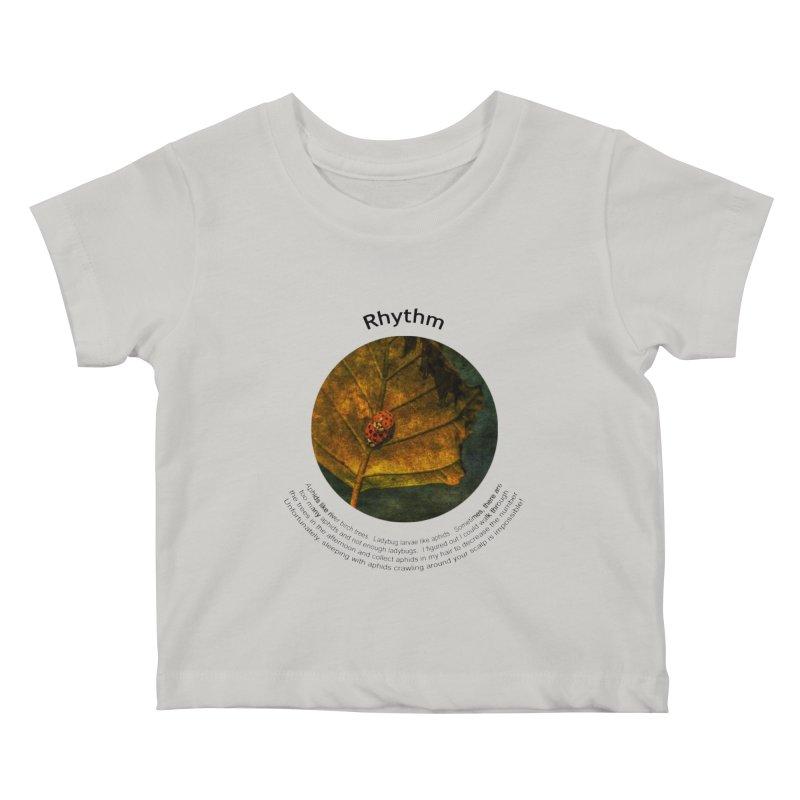 Rhythm Kids Baby T-Shirt by Hogwash's Artist Shop