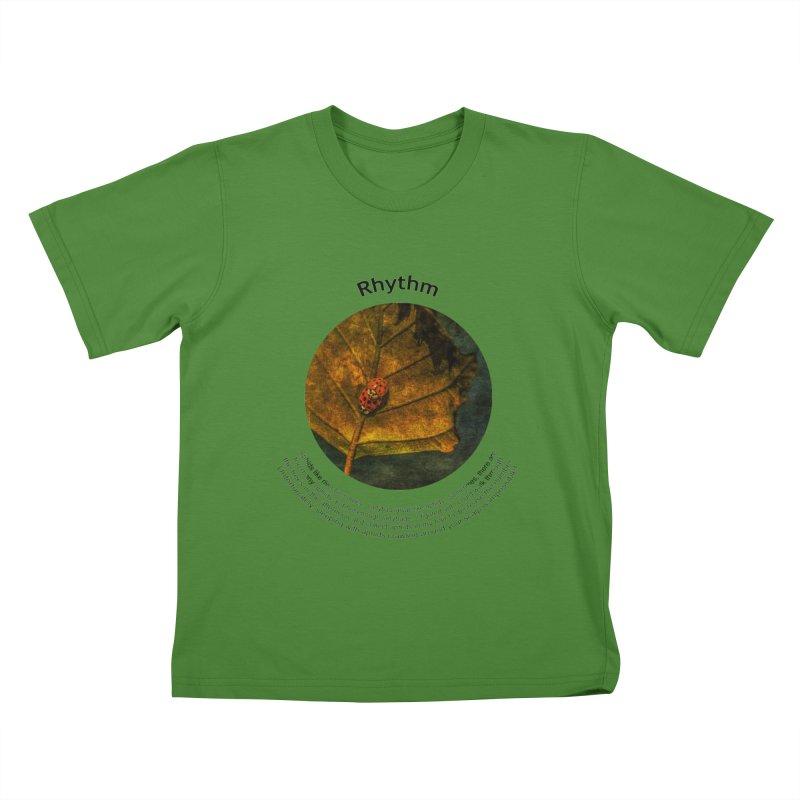 Rhythm Kids T-Shirt by Hogwash's Artist Shop