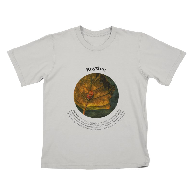 Rhythm Kids T-shirt by Hogwash's Artist Shop