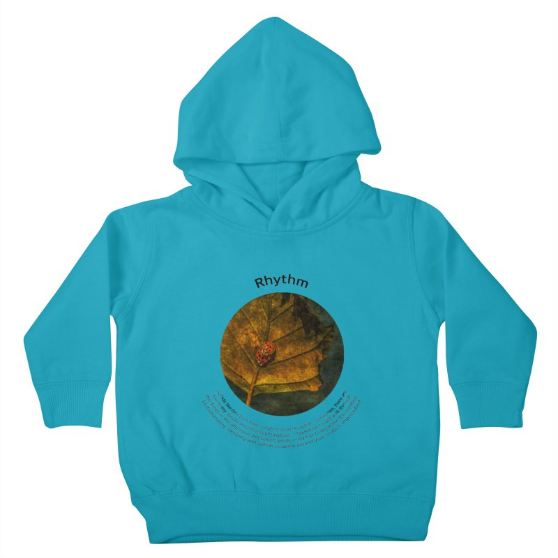 Rhythm Kids Toddler Pullover Hoody by Hogwash's Artist Shop
