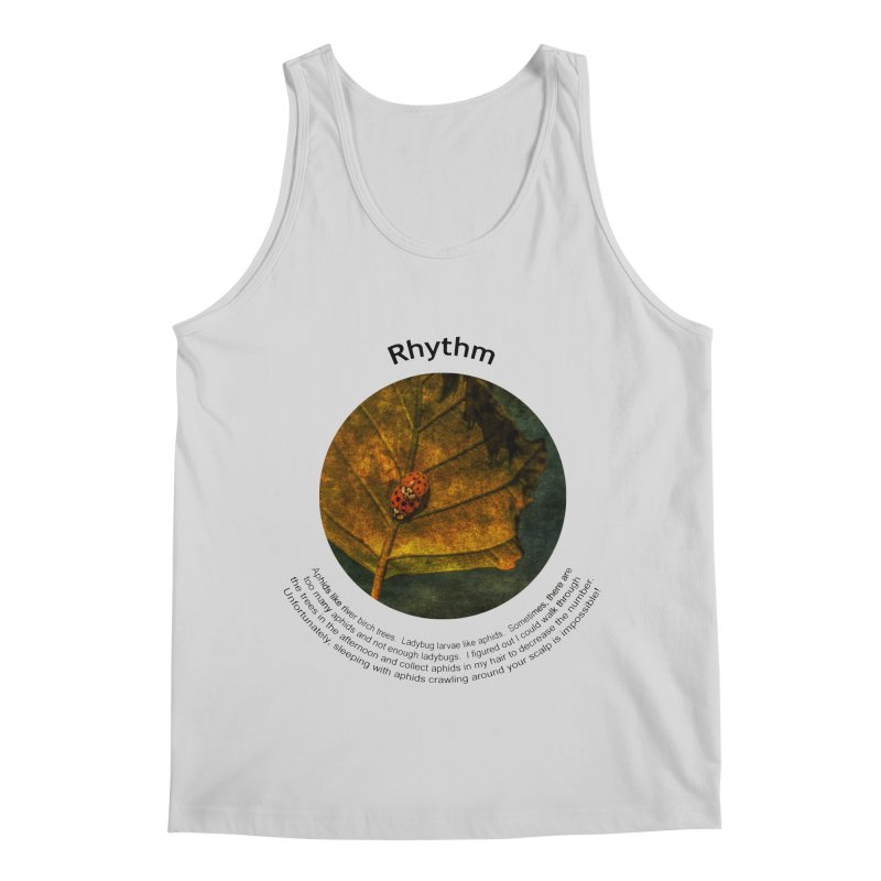 Rhythm Men's Regular Tank by Hogwash's Artist Shop