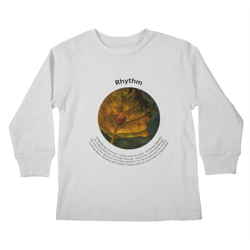 Rhythm Kids Longsleeve T-Shirt by Hogwash's Artist Shop