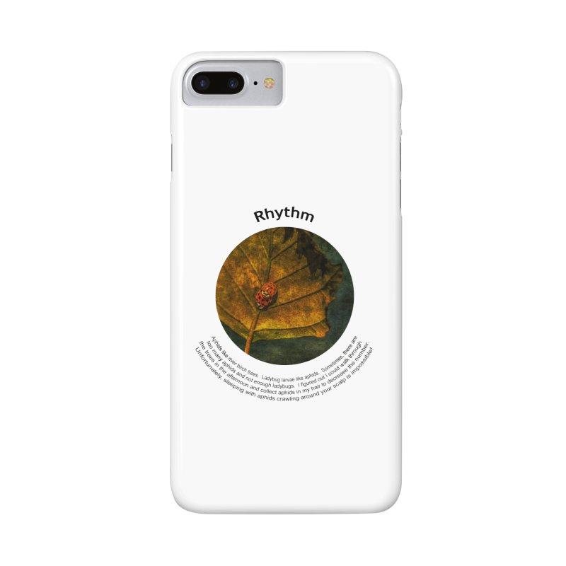 Rhythm Accessories Phone Case by Hogwash's Artist Shop
