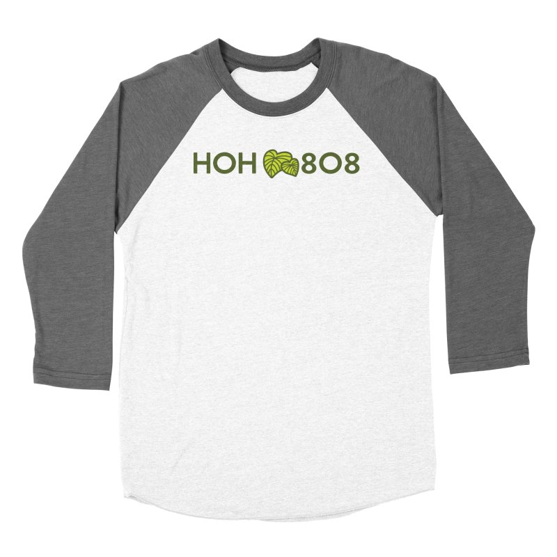 HOH808 Logo Gear Women's Longsleeve T-Shirt by Hui o Ho`ohonua