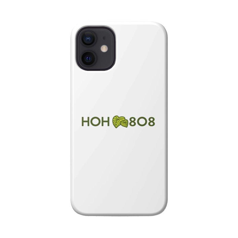 HOH808 Logo Gear Accessories Phone Case by Hui o Ho`ohonua