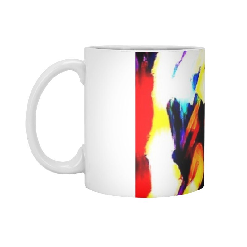 Lop Rabbit Accessories Standard Mug by hollandlopartwork's Artist Shop