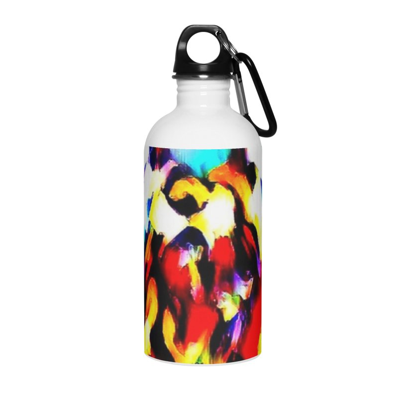 Lop Rabbit Accessories Water Bottle by hollandlopartwork's Artist Shop