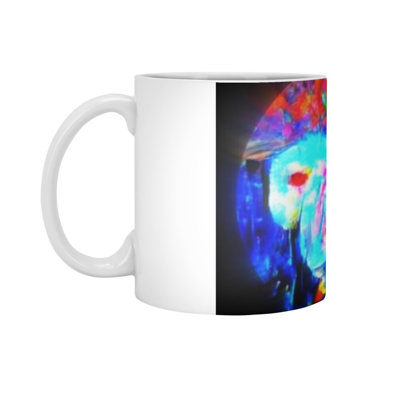 Rabbit Focus Accessories Standard Mug by hollandlopartwork's Artist Shop