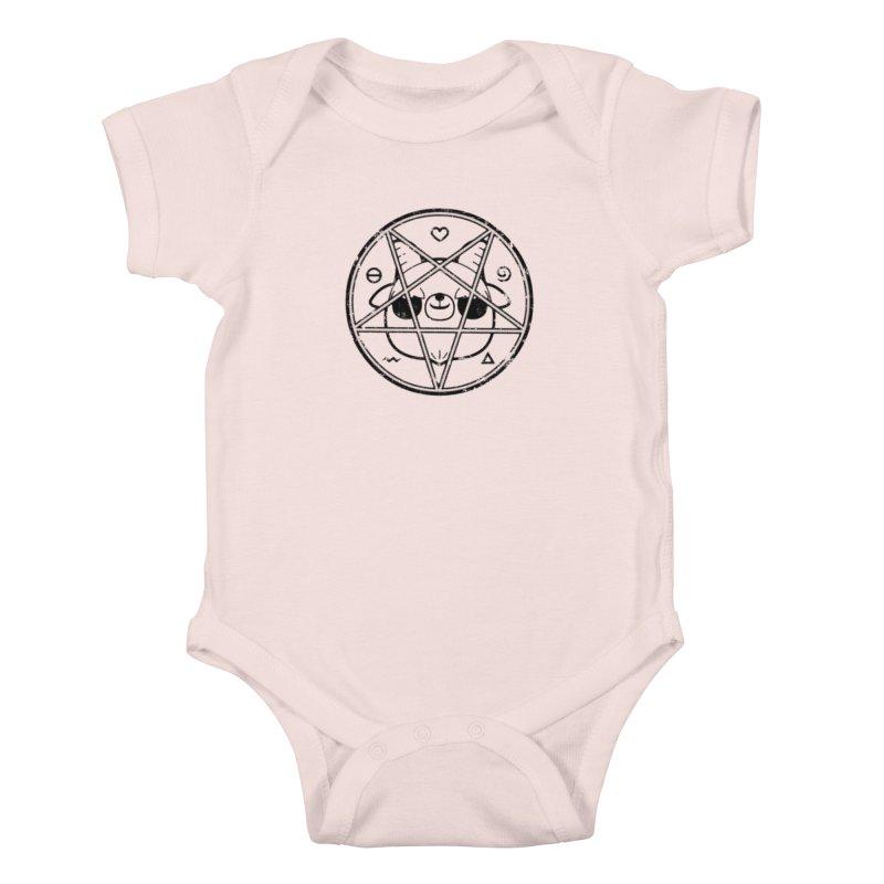 Kri Kri Jr. Kids Baby Bodysuit by Paul Shih