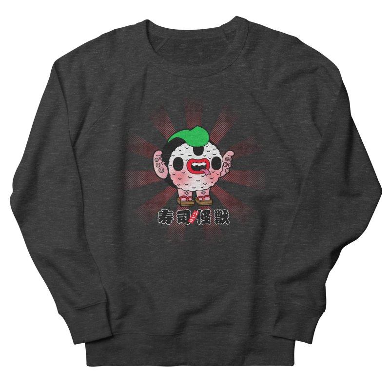 Sushi Kaiju Women's Sweatshirt by Paul Shih