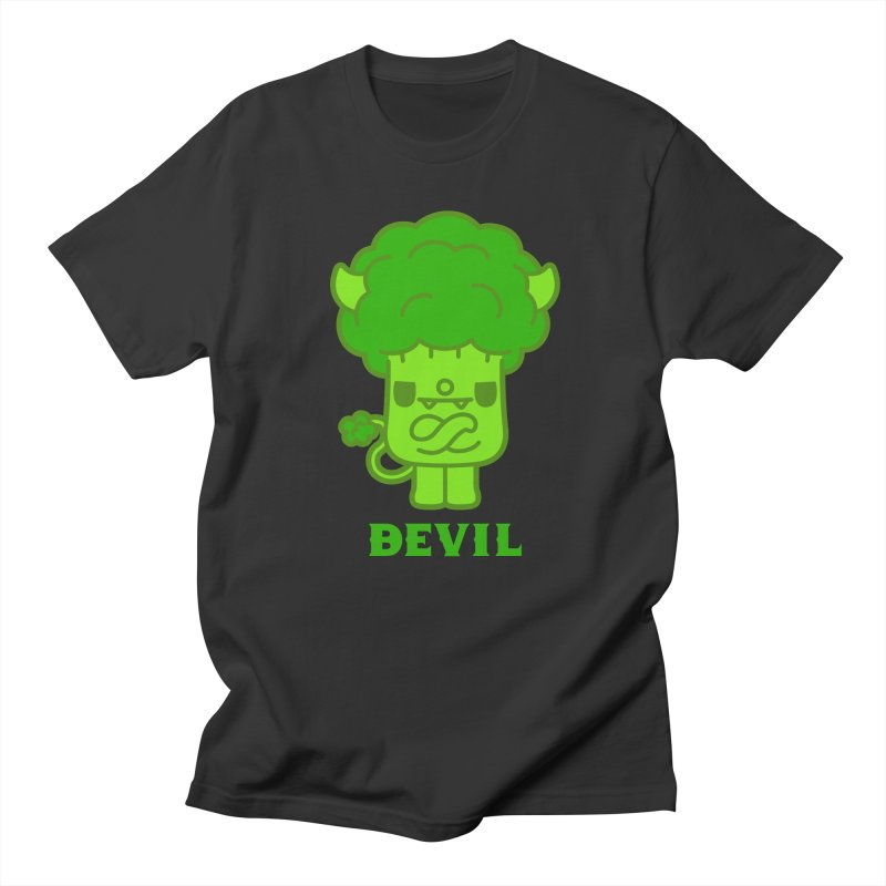 BEVIL Men's T-shirt by Paul Shih