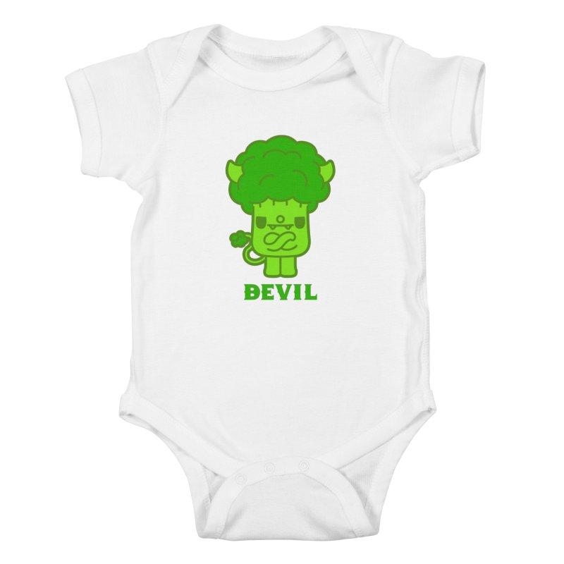 BEVIL Kids Baby Bodysuit by Paul Shih
