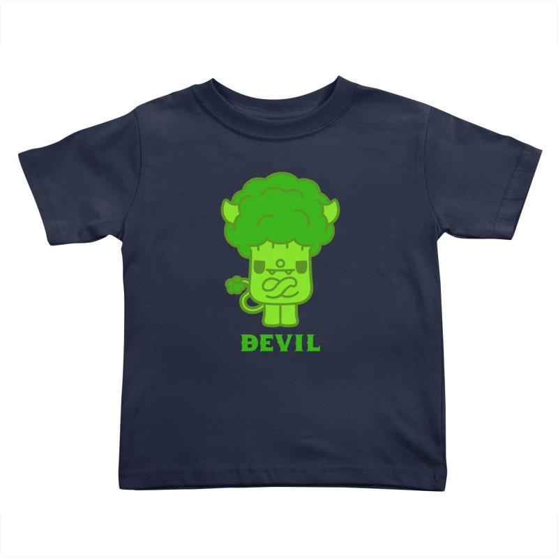 BEVIL Kids Toddler T-Shirt by Paul Shih