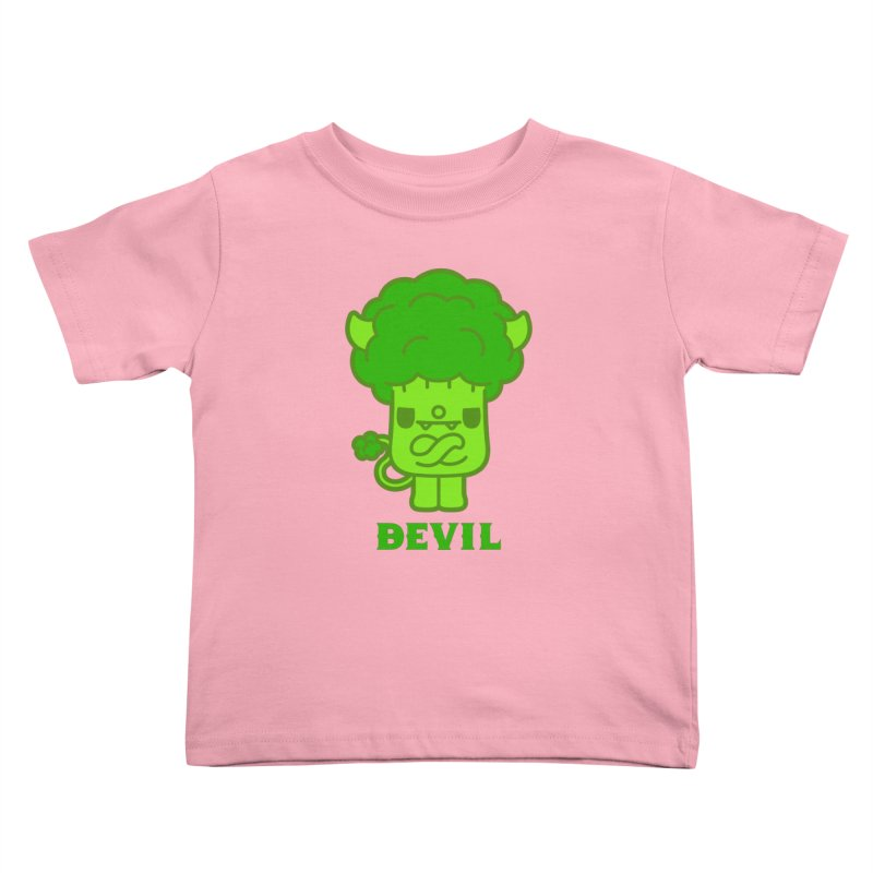 BEVIL Kids Toddler T-Shirt by Paul Shih