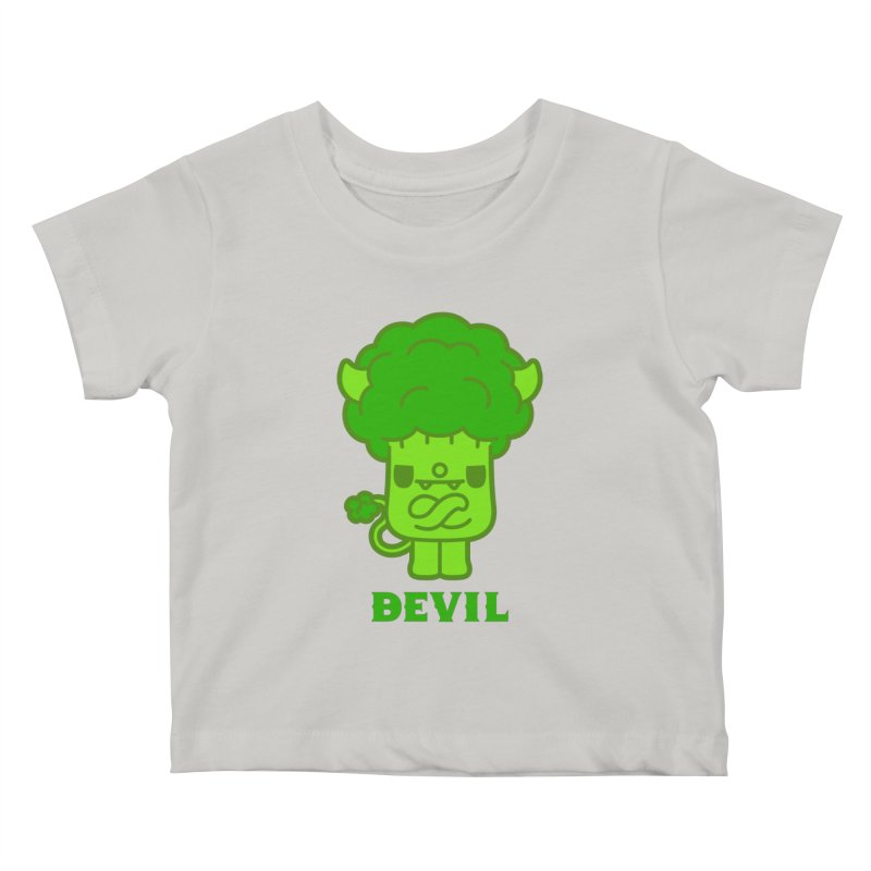 BEVIL Kids Baby T-Shirt by Paul Shih
