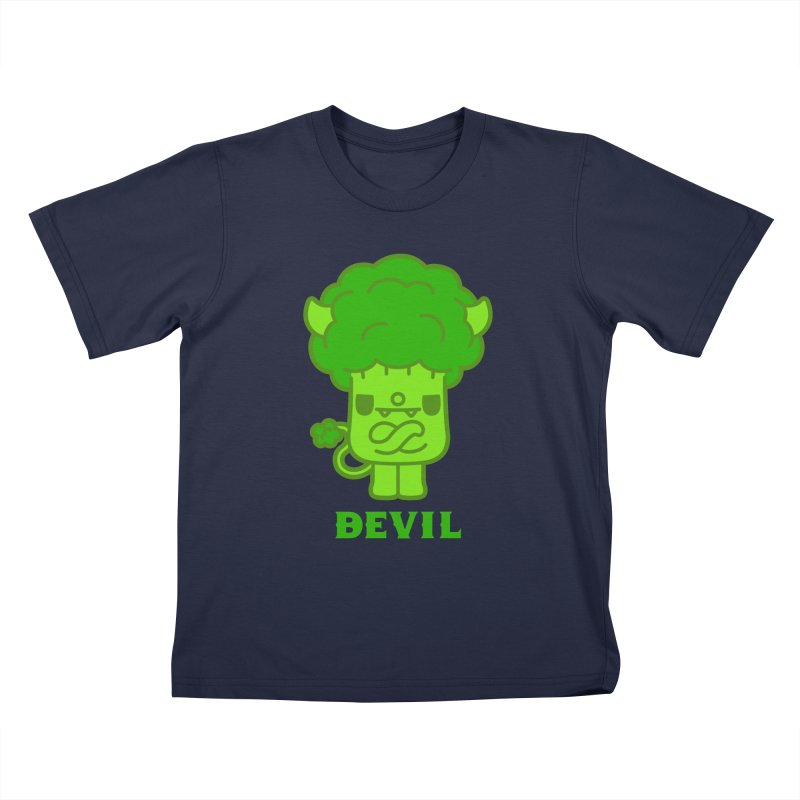 BEVIL Kids T-shirt by Paul Shih