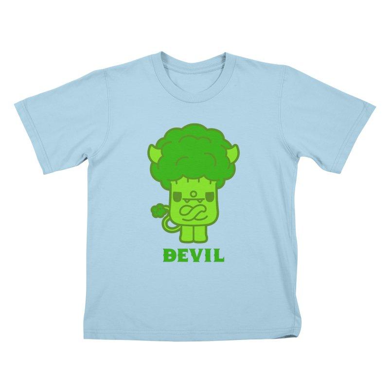 BEVIL Kids T-shirt by Paul Shih