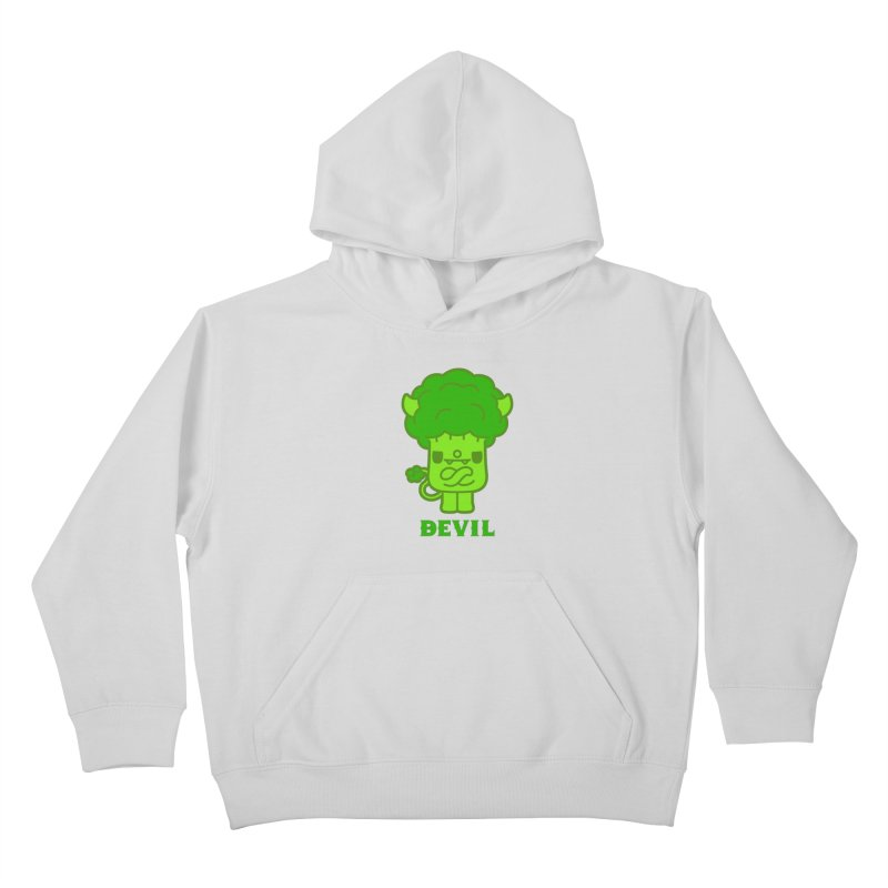BEVIL Kids Pullover Hoody by Paul Shih