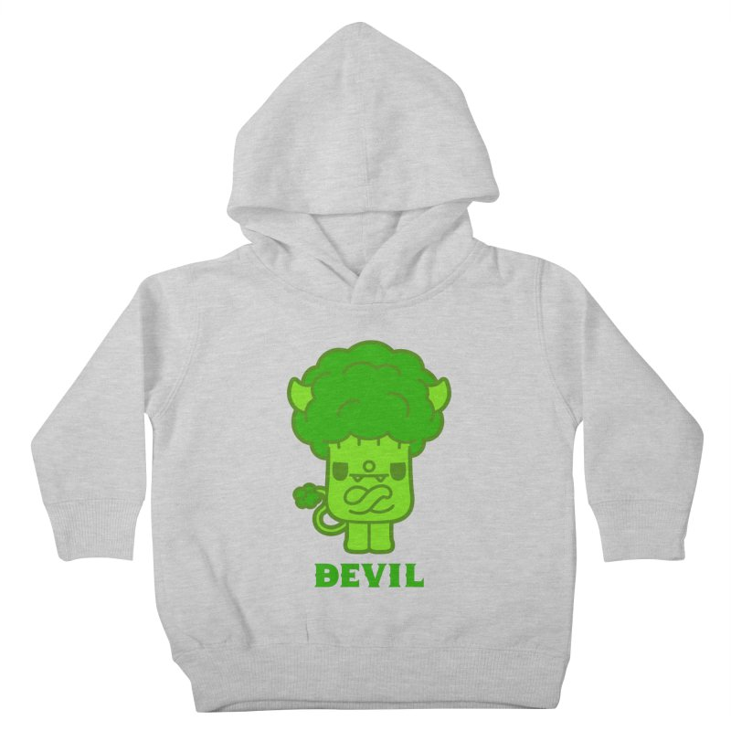 BEVIL Kids Toddler Pullover Hoody by Paul Shih