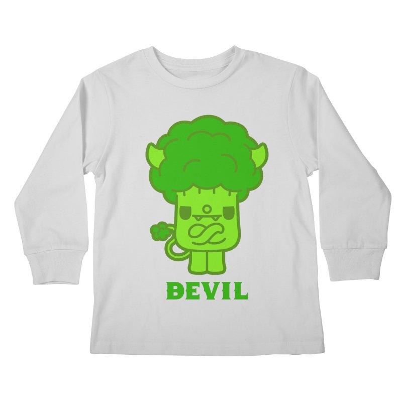 BEVIL Kids Longsleeve T-Shirt by Paul Shih