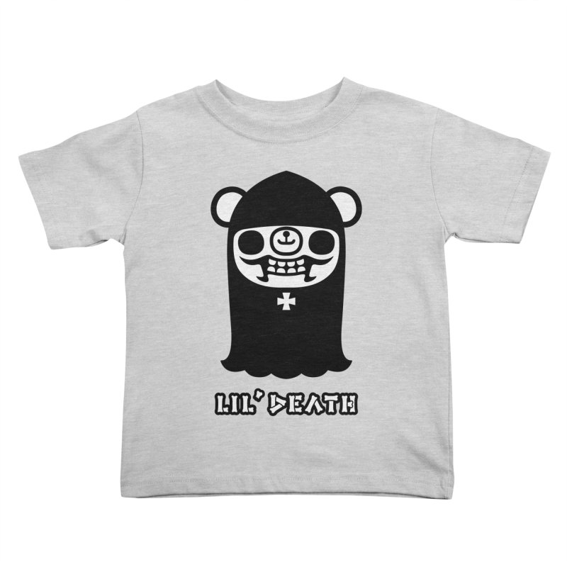 Lil' Death Kids Toddler T-Shirt by Paul Shih