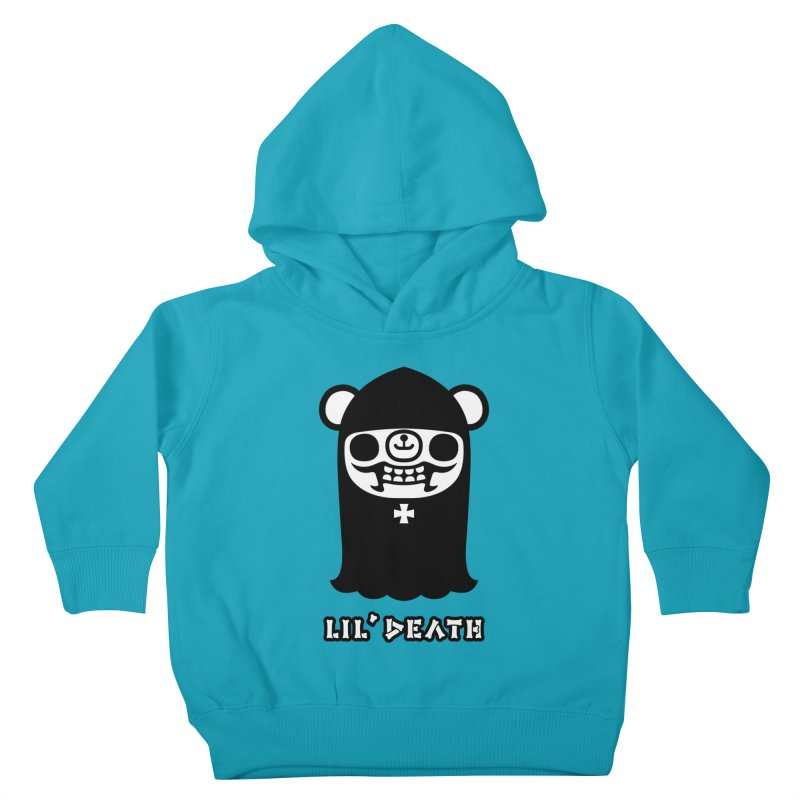 Lil' Death Kids Toddler Pullover Hoody by Paul Shih