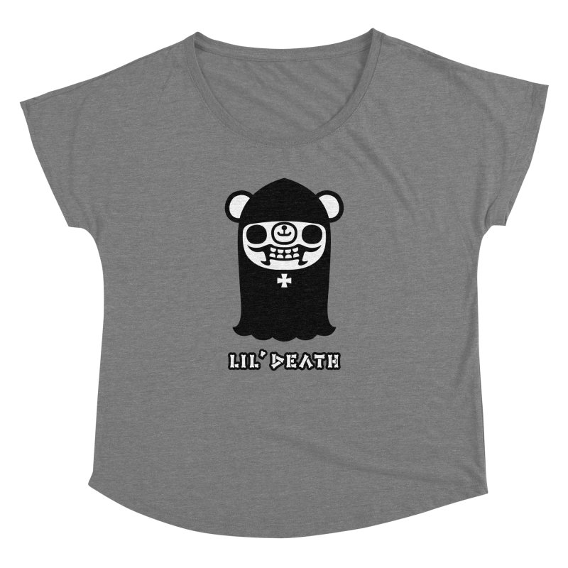 Lil' Death Women's Dolman by Paul Shih