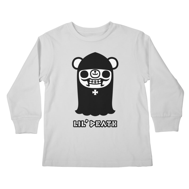 Lil' Death Kids Longsleeve T-Shirt by Paul Shih
