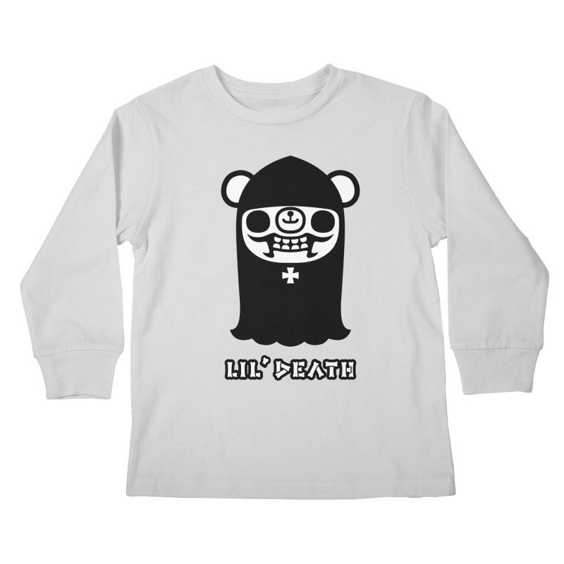 Lil' Death Kids Longsleeve T-Shirt by Paul Shih
