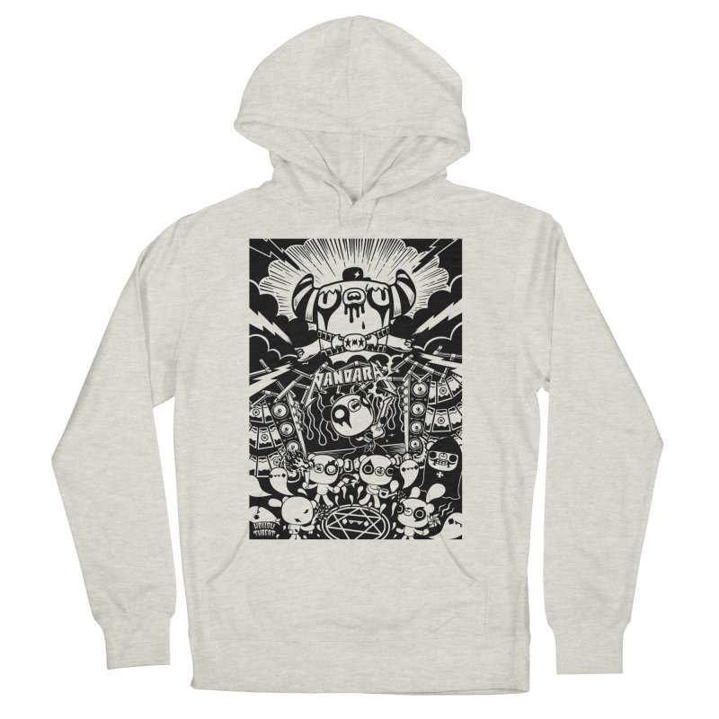 The World of Hollow Threat Women's Pullover Hoody by Paul Shih