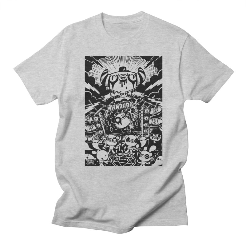 The World of Hollow Threat Men's T-shirt by Paul Shih