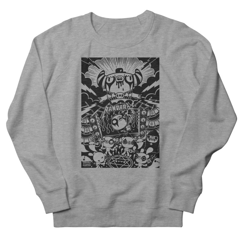 The World of Hollow Threat Women's Sweatshirt by Paul Shih