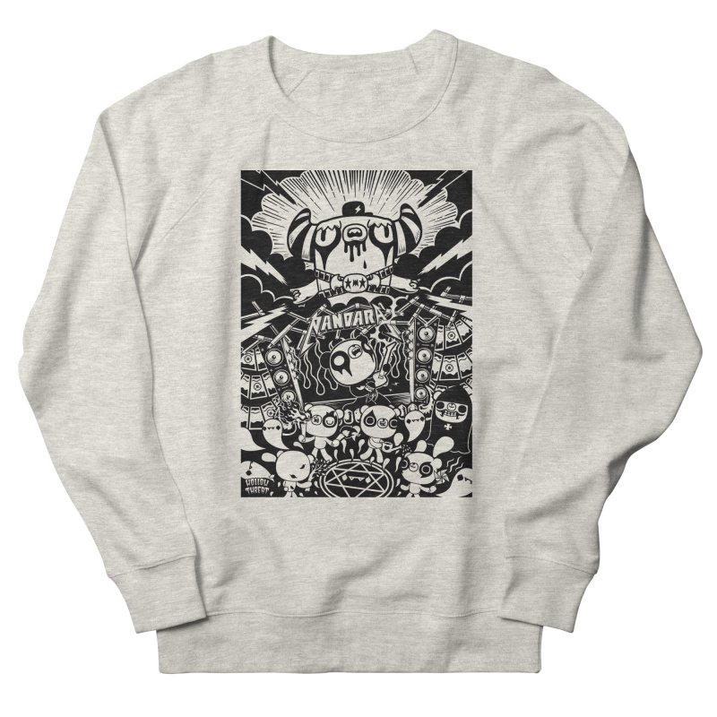 The World of Hollow Threat Men's Sweatshirt by Paul Shih