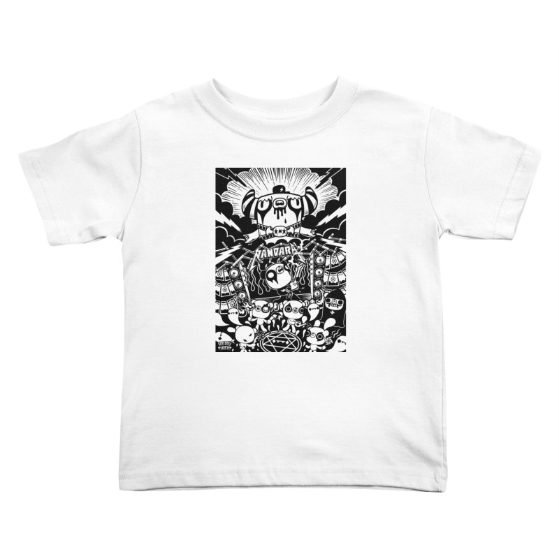 The World of Hollow Threat Kids Toddler T-Shirt by Paul Shih
