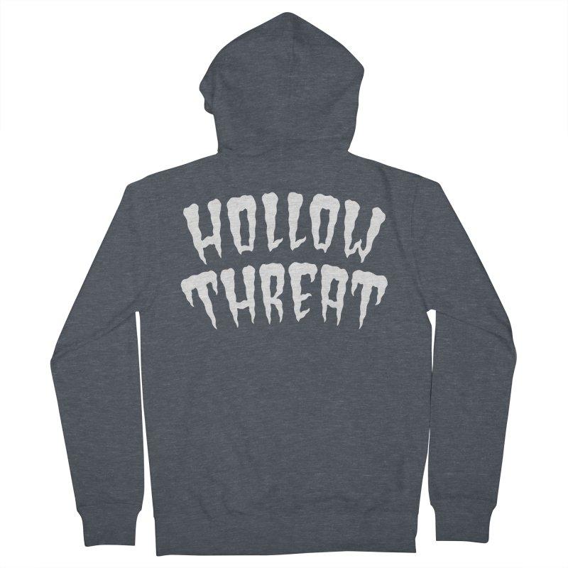 Hollow Threat Women's Zip-Up Hoody by Paul Shih