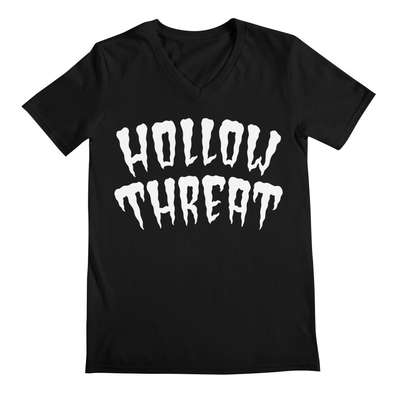Hollow Threat Men's V-Neck by Paul Shih