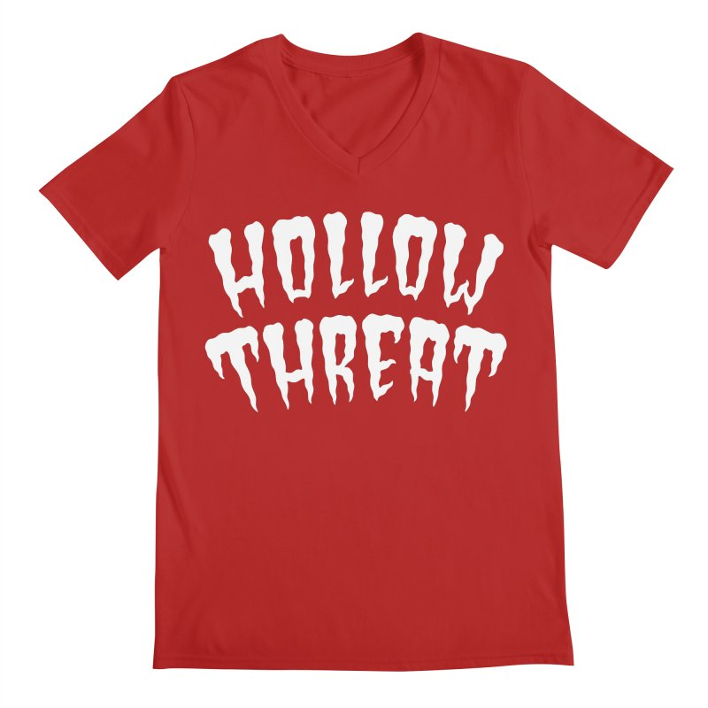 Hollow Threat Men's V-Neck by Paul Shih