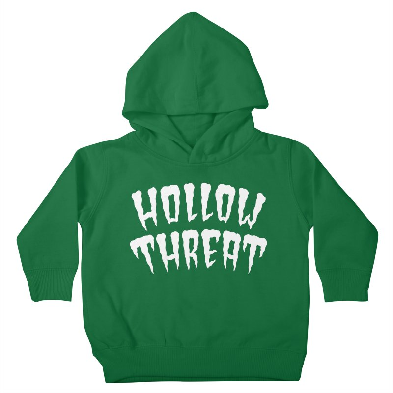 Hollow Threat Kids Toddler Pullover Hoody by Paul Shih