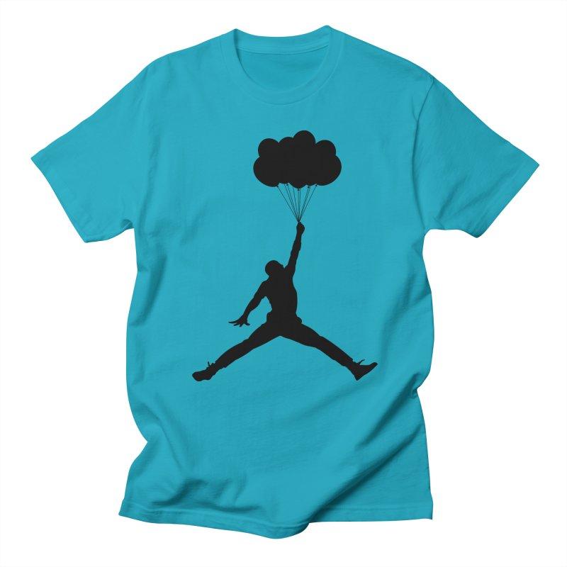 AIR MICHAEL Men's T-Shirt by Paul Shih