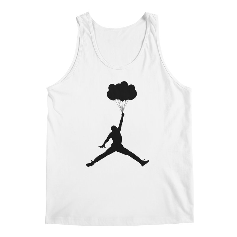 AIR MICHAEL Men's Tank by Paul Shih