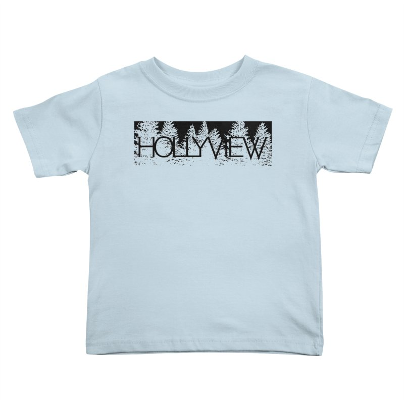 Trees Kids Toddler T-Shirt by hollyview's Artist Shop