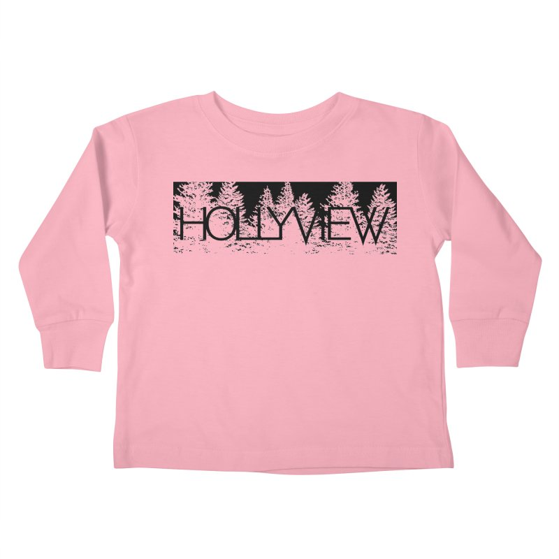 Trees Kids Toddler Longsleeve T-Shirt by hollyview's Artist Shop