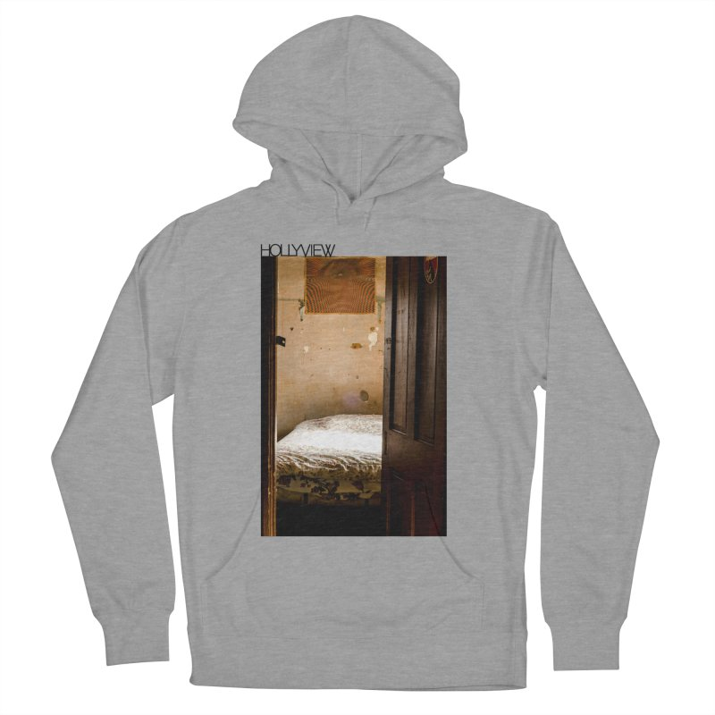 Empty Room Women's French Terry Pullover Hoody by hollyview's Artist Shop
