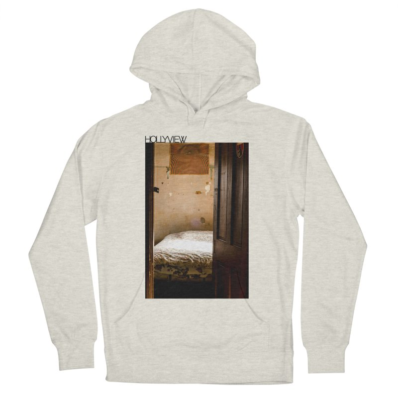 Empty Room Men's French Terry Pullover Hoody by hollyview's Artist Shop