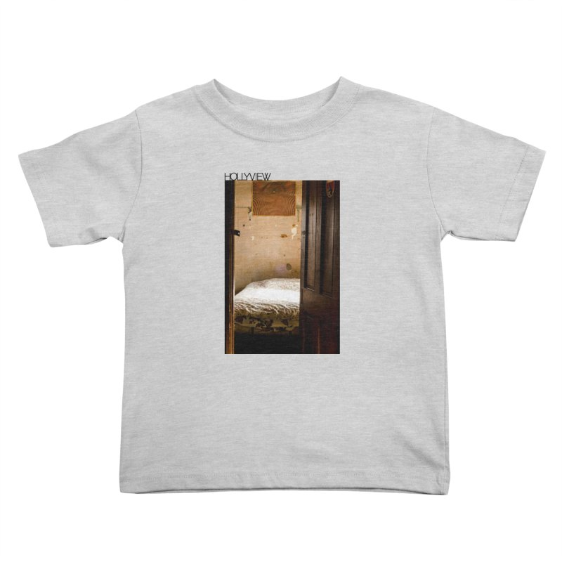 Empty Room Kids Toddler T-Shirt by hollyview's Artist Shop