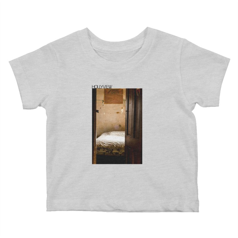 Empty Room Kids Baby T-Shirt by hollyview's Artist Shop