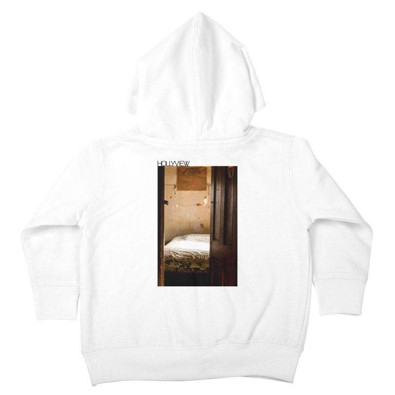 Empty Room Kids Toddler Zip-Up Hoody by hollyview's Artist Shop