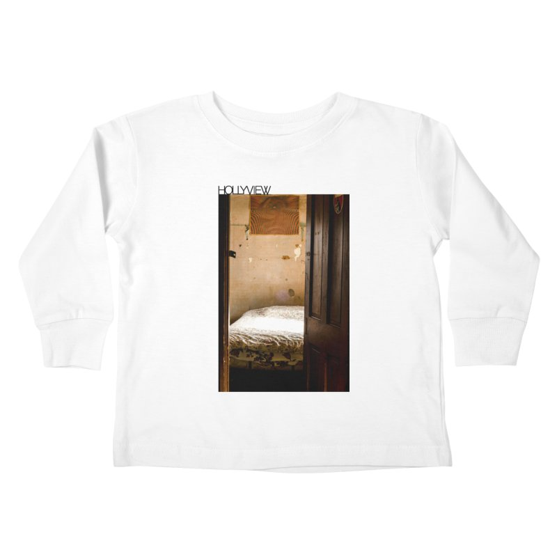 Empty Room Kids Toddler Longsleeve T-Shirt by hollyview's Artist Shop