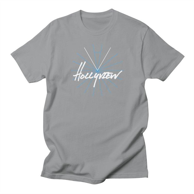 Hollyview Star Men's Regular T-Shirt by hollyview's Artist Shop